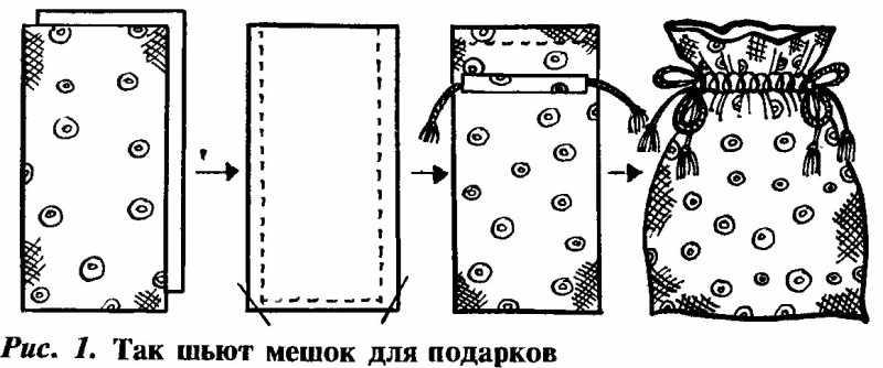 Создать мешочек