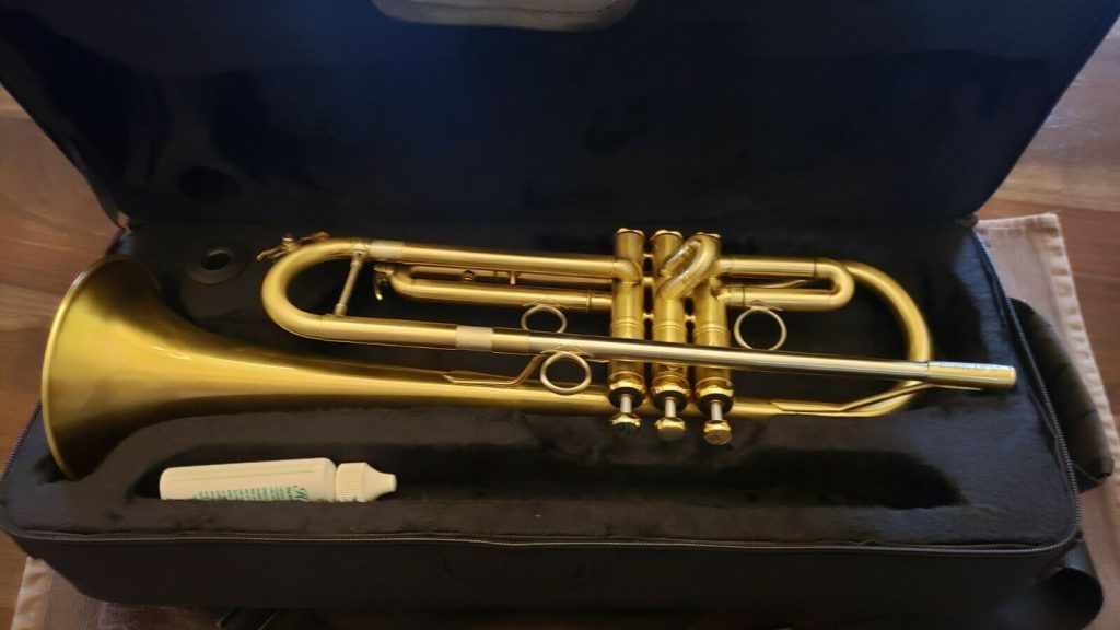 медная труба
