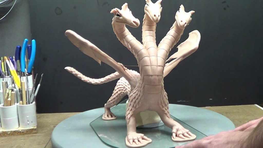 пластилин для создания скульптур