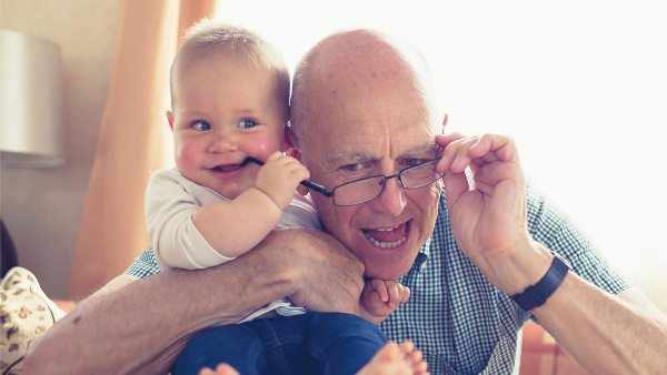 Подарок для дедушки