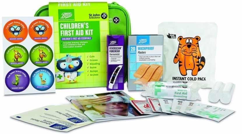 «Настоящий» медицинский набор для детей