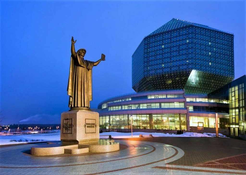 Путешествие в Белоруссию