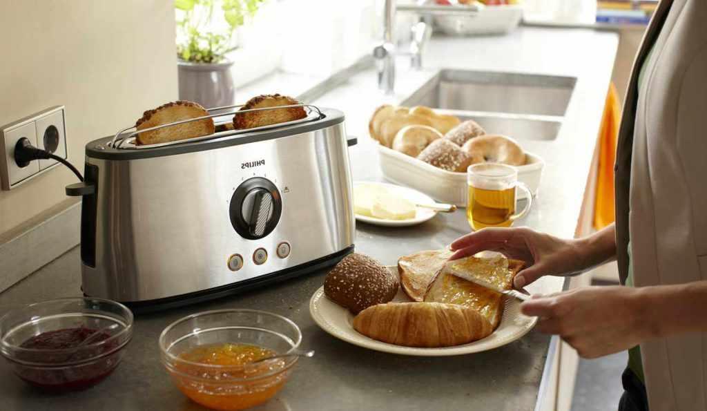 тостер для гренок