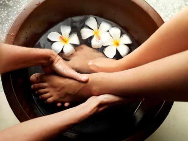 СПА-ванна для ног