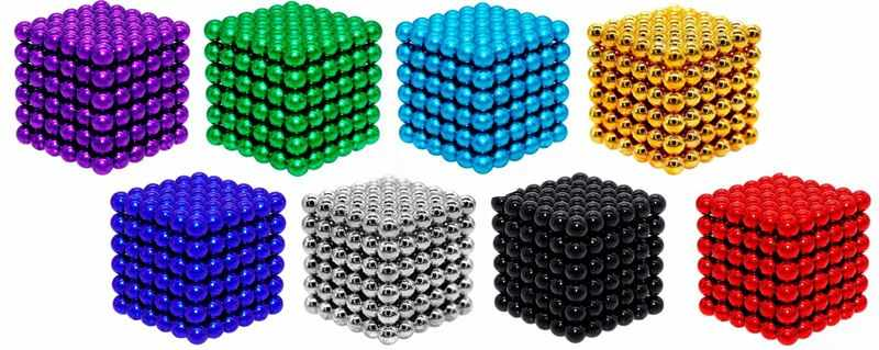 Магнитный куб, как антистресс