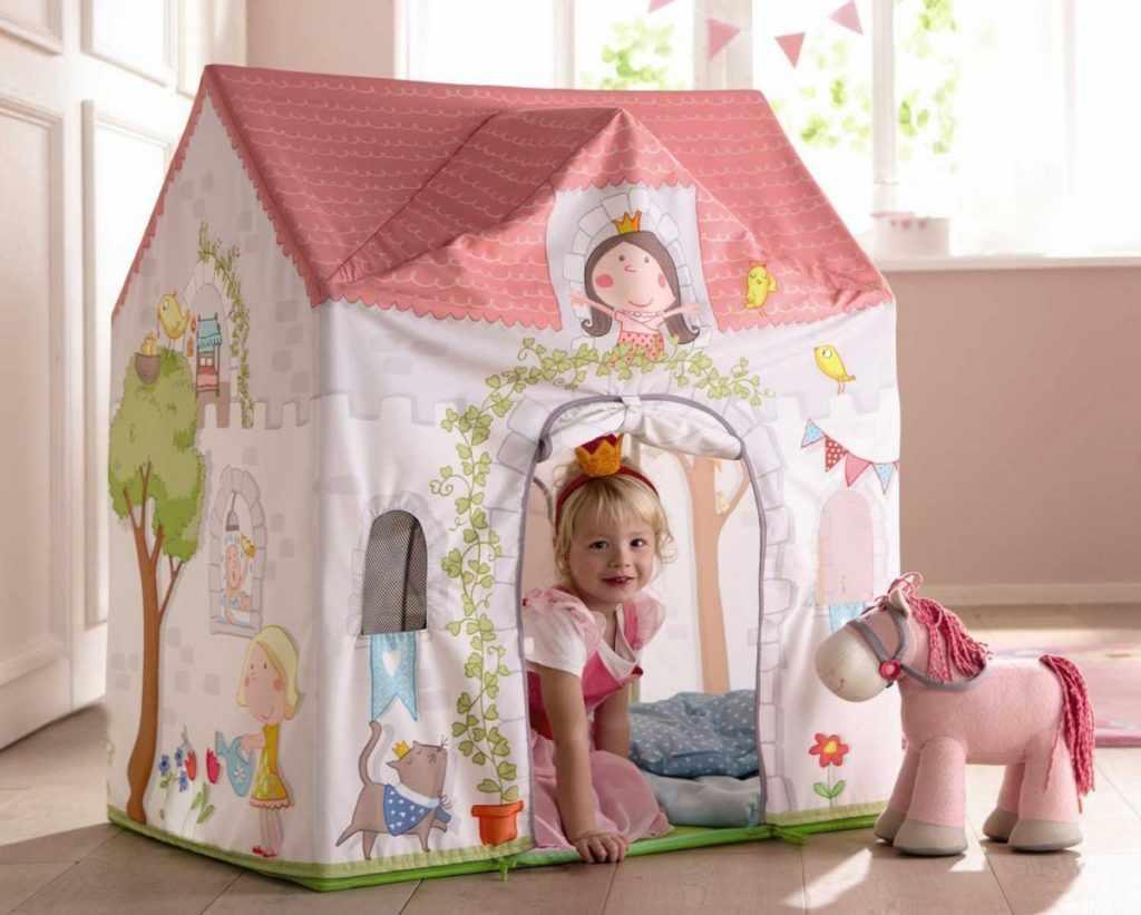 палатка игрушечная
