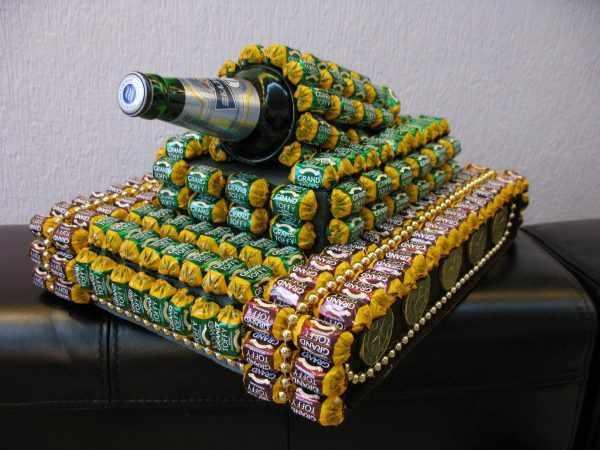 Что подарить на день танкиста