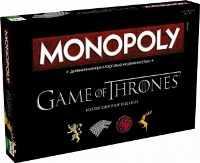 монополия в стиле Игра престолов
