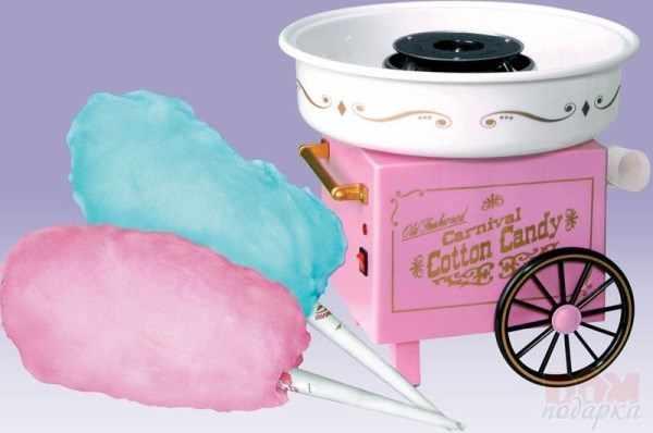 прибор для сладкой ваты