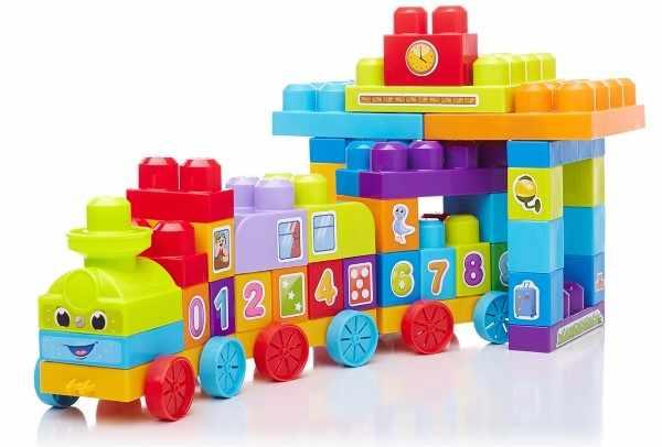 Конструктор для ребенка в год
