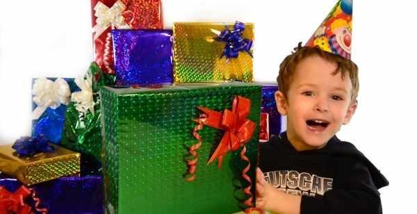 Подарки мальчику на день рождения на 7 лет