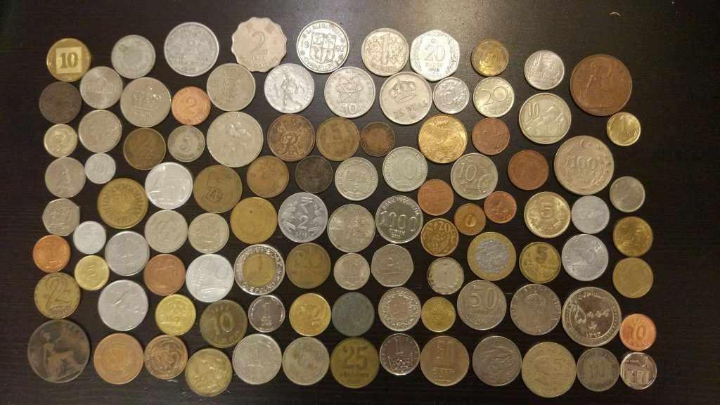 нумизмату монеты