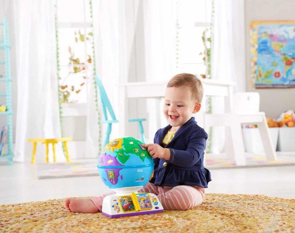 Глобус для малыша