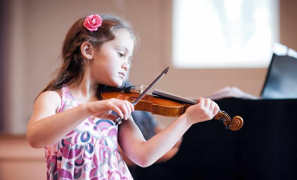 Скрипка в подарок