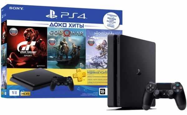 Игровая консоль PlayStation