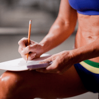 дневник для тренировок