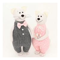 котики «Нежная пара»