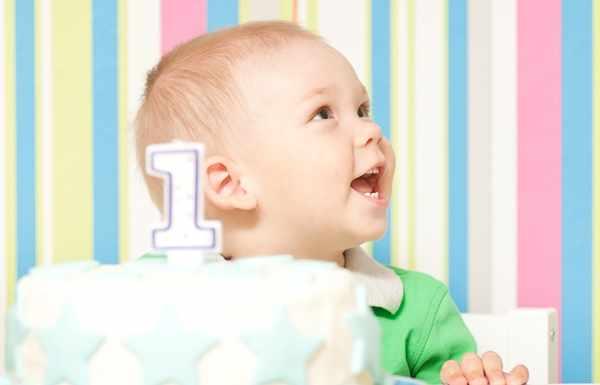 День рождения мальчику