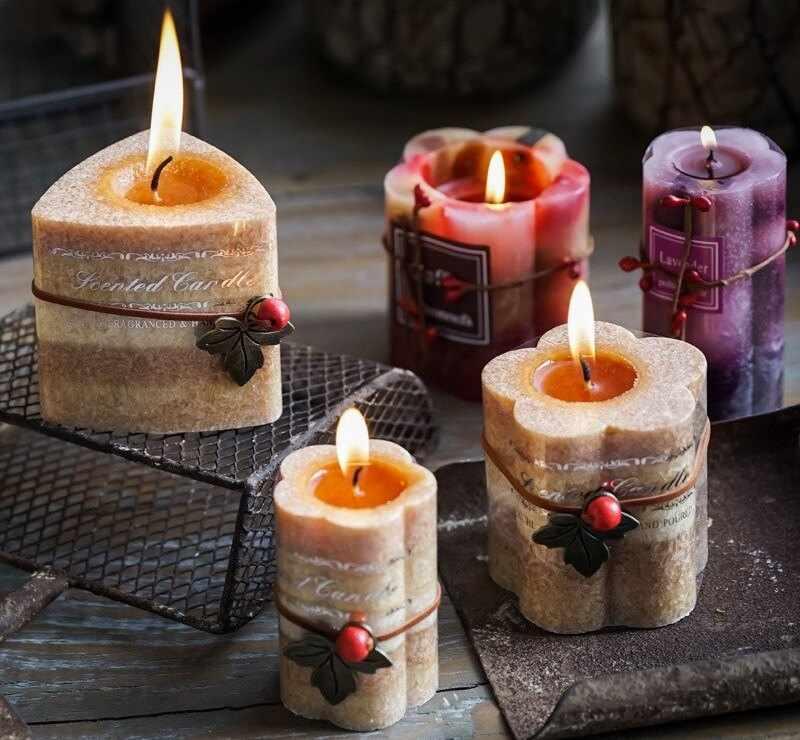 Ароматический свечи