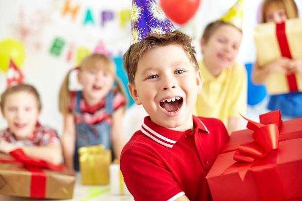 Подарки мальчику на 7 лет