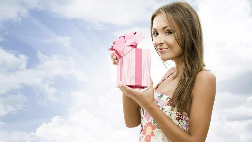 Подарки для девушки