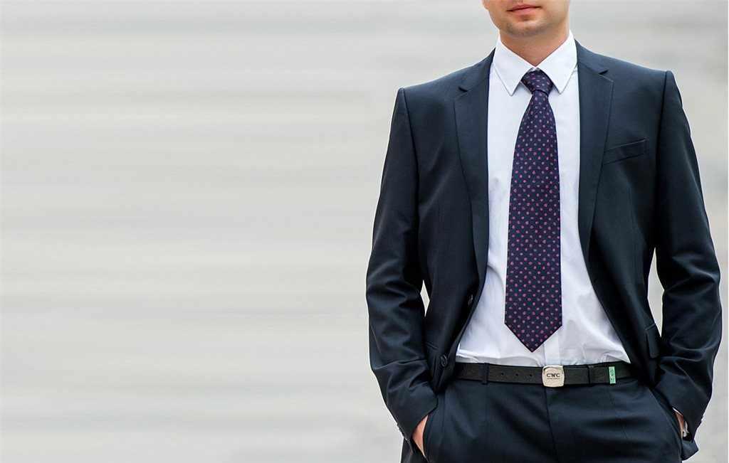 галстук бизнесмену
