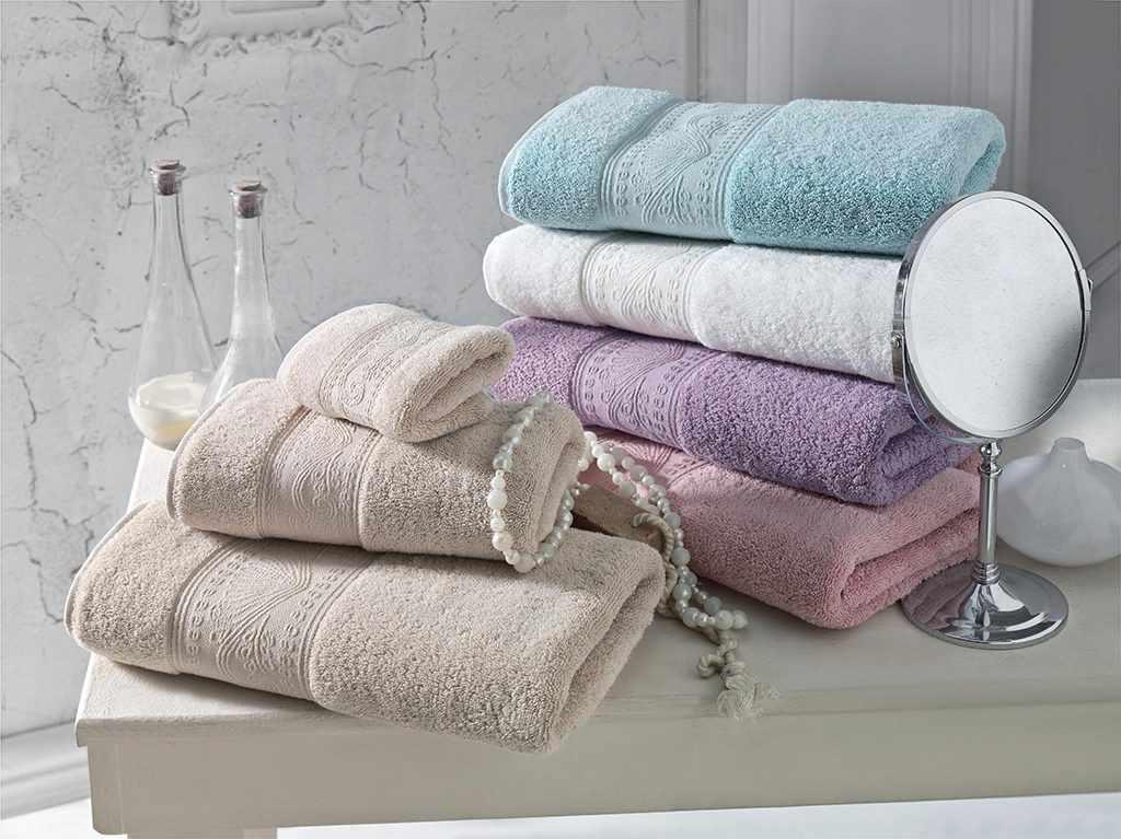 Набор качественных полотенец