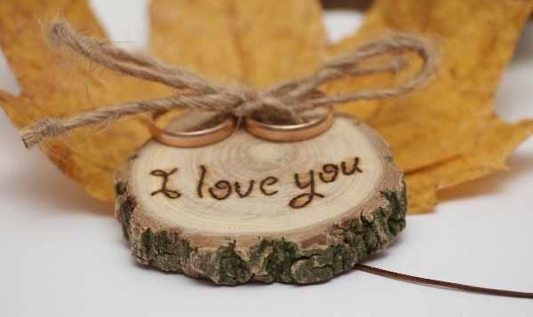 Деревянная свадбьба