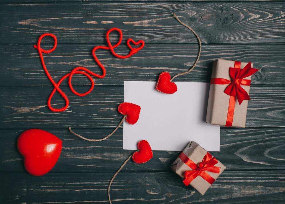 Подарок на День Влюблённых