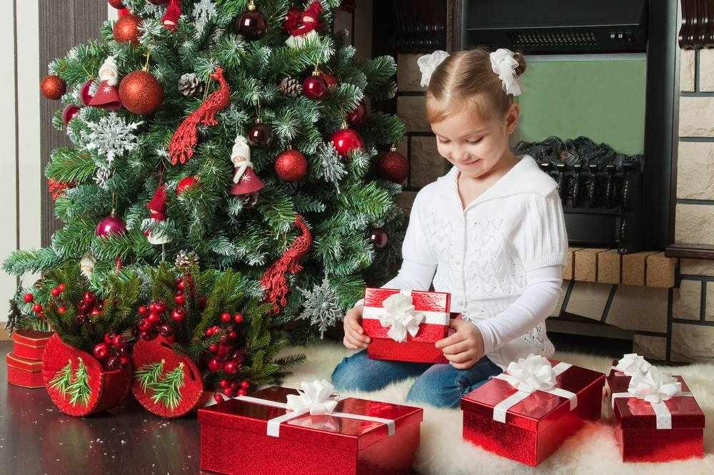 Подарок девочке 5, 6, 7, 8 лет на Новый год 2021