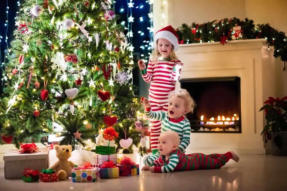 Подарок ребёнку на Новый год 2021