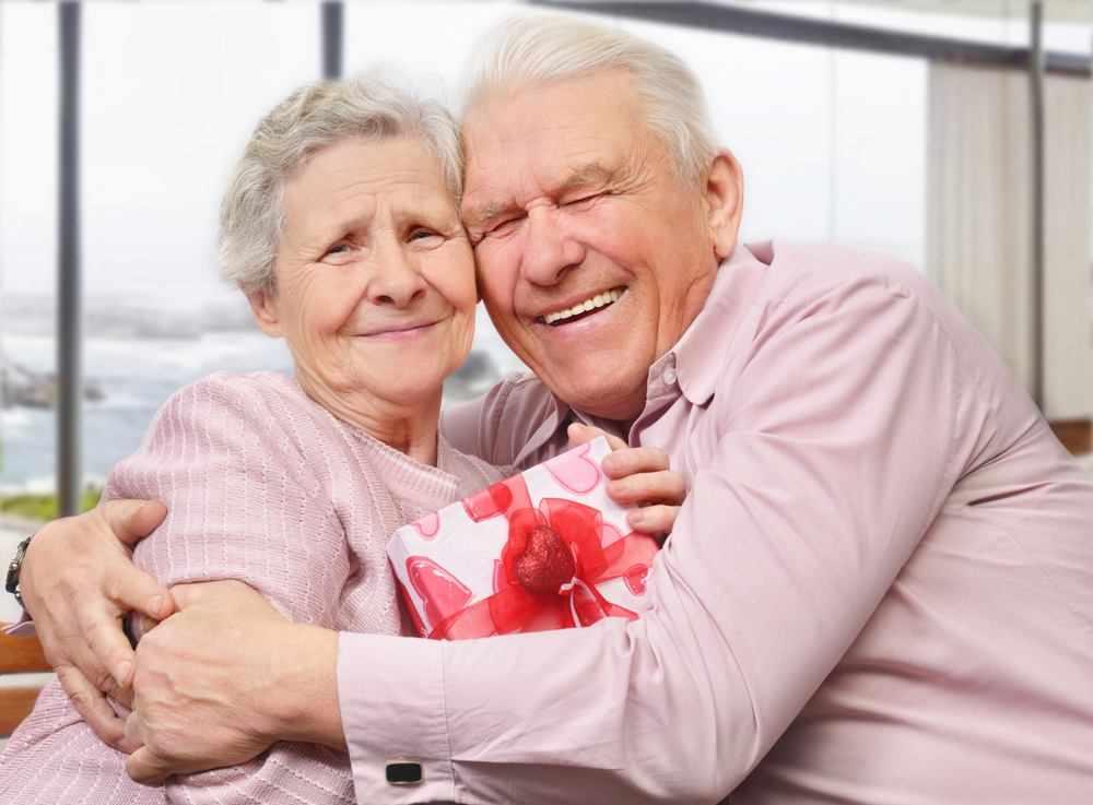 Подарок мужу на 55-60 лет