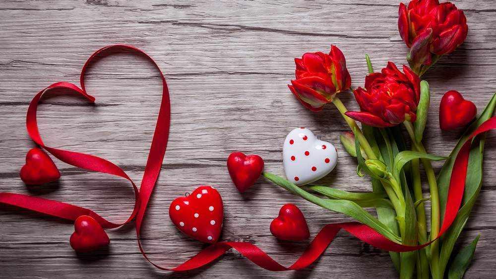 Подарок любимой на День влюбленных