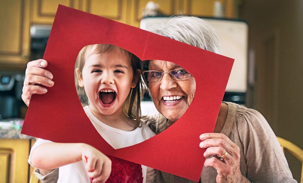 Подарок бабушке на 14 февраля
