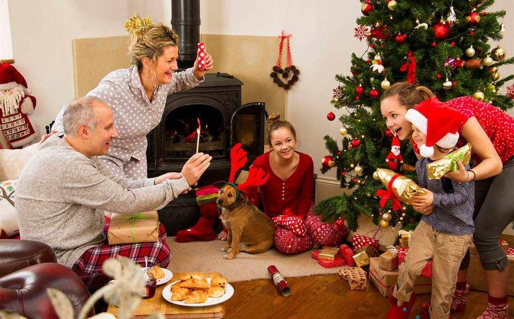 Подарки родственникам на Новый год 2021