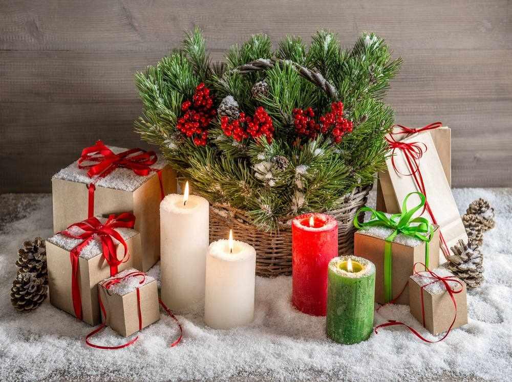 Подарок на Новый год 2021 на 500, 1000, 1500, 2000 рублей