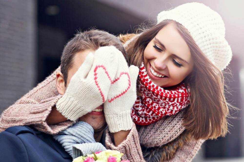 Подарок любимому парню на 14 февраля