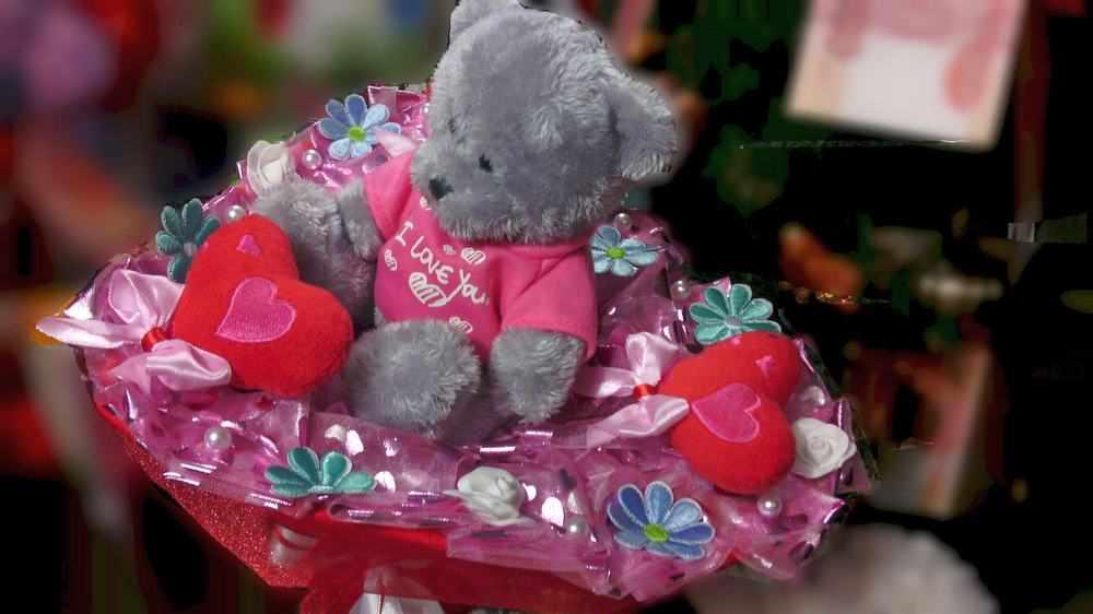 Подарок любимой женщине на день рождения