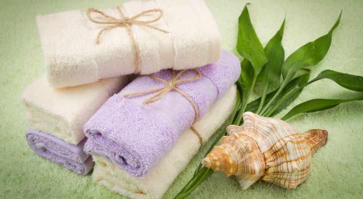 Как красиво упаковать полотенце в подарок