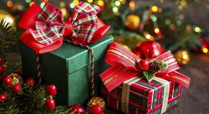 подарки на новый год директору