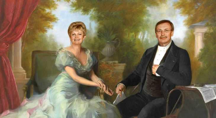 Семейный портрет в образе