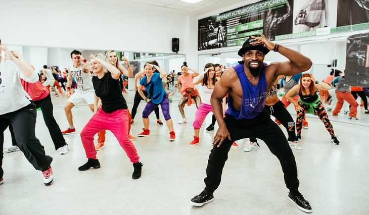 Мастер-класс по танцам