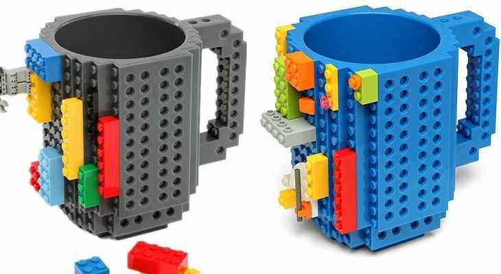 Лего-чашка
