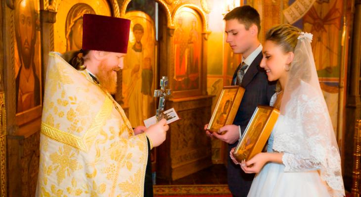 Какую икону дарят молодоженам на свадьбе?