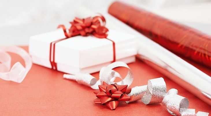 Бизнес-подарки на новый год