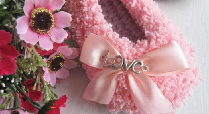 розовые табочки