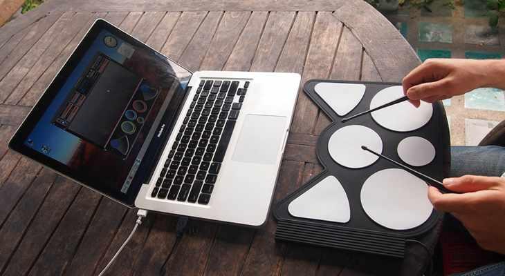 Симулятор барабанной установки для компьютера
