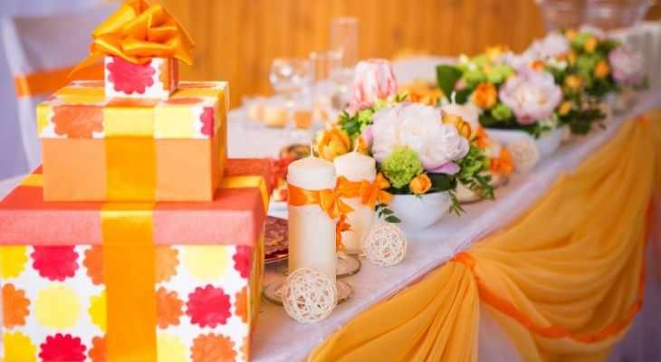 Идеи подарка на 34 года свадьбы (янтарную свадьбу)