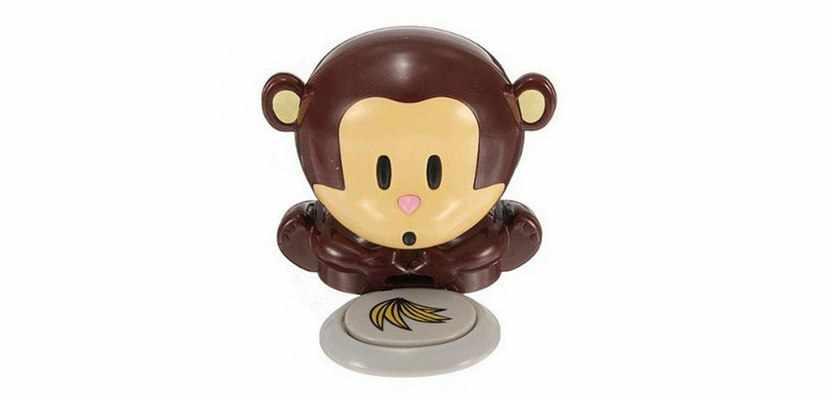 Маникюрная обезьянка-обдувалка