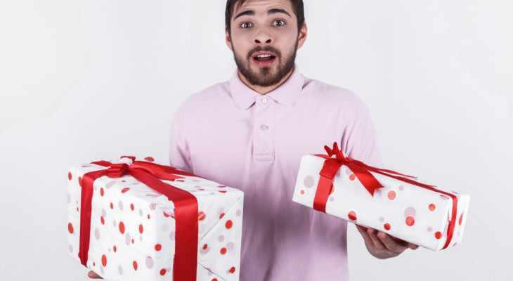 Какой подарок выбрать парню на тридцатилетие